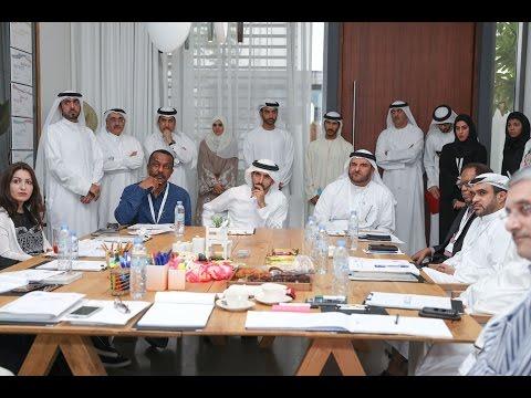 حمدان بن محمد يطلع على الخطط التنفيذية لتسريع تحقيق خطة دبي 2021