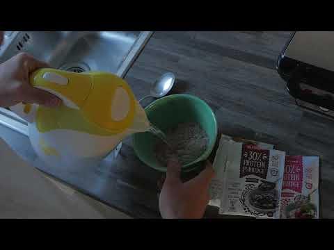 NUTREND Michal Prokop - Protein Porridge