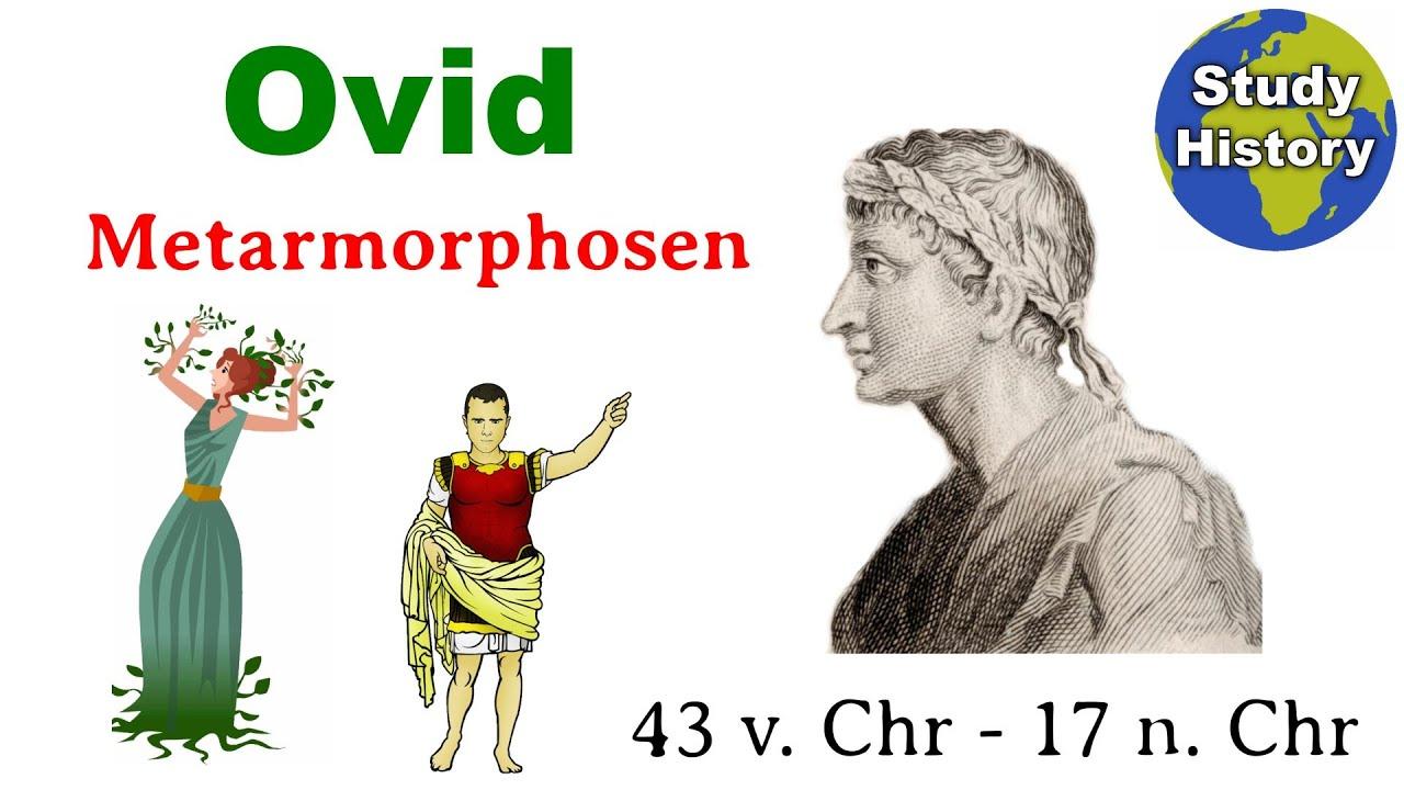Download Der römische Dichter Ovid I Biografie, Werke & METAMORPHOSEN erklärt