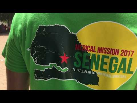 """Medical Mission 2017: SENEGAL / """"Love in Action"""""""
