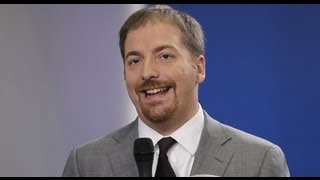 Chuck Todd Doesn't Know What His Job Is