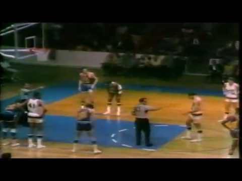 1967-68 Warriors vs. Sonics (4th Quarter)