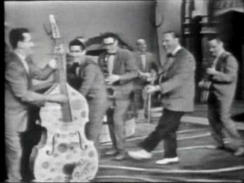 Bill Haley & His Comets - Rock Around The Clock Bandstand 1960