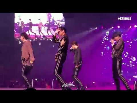 GOT7 I Am Me - CHILE 2019 [FANCAM]