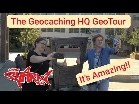 Geocaching HQ GeoTour Is Amazing!