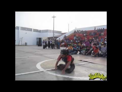 VICTOR LARCO BREAKDANCE