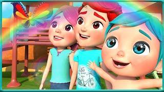 Bath Song | Baby Bath Time | Nursery Rhymes | Kids Songs | Kids Cartoon | Baby Video | Viola Kids Tv