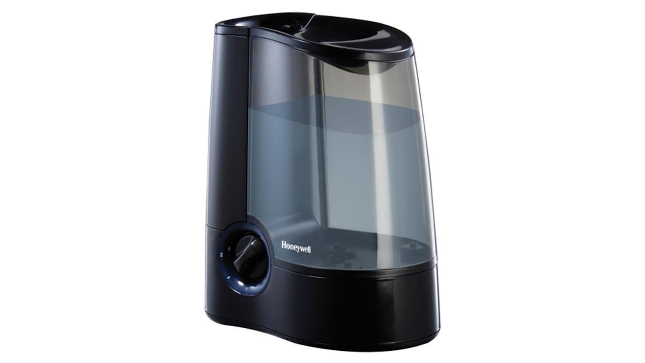 Black Honeywell HWM-705B HWM705B Filter Free Warm Moisture Humidifier