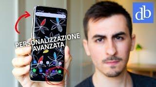 ORA GALAXY S8 È PERFETTO! Personalizzazione AVANZATA di Galaxy S8 • Ridble