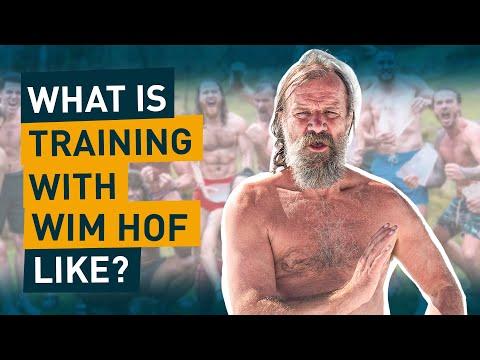 One Week Training with Wim Hof | Short Documentary