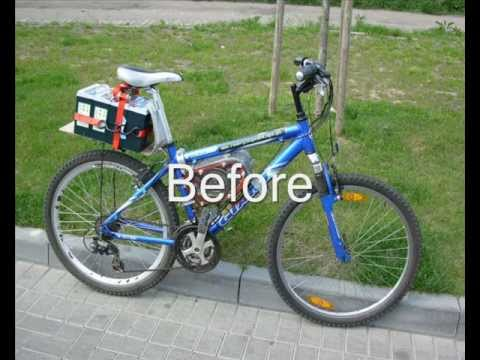 electric bicycle with homemade bldc controller youtube. Black Bedroom Furniture Sets. Home Design Ideas