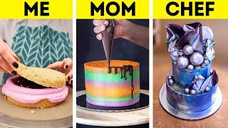 Amazingly Sweet Dessert Ideas For Any Taste || Cake Decor, Chocolate And Marshmallow