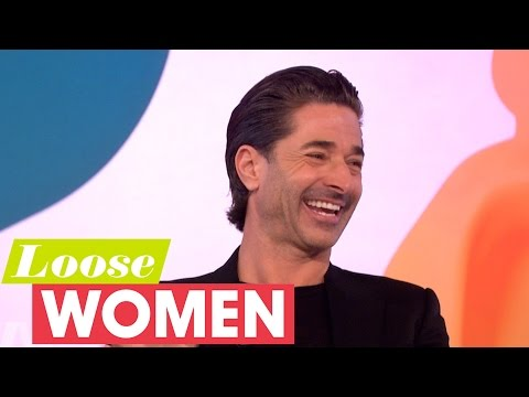 Jake Canuso Tells Drunken Stories From Filming Benidorm  Loose Women