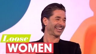 Jake Canuso Tells Drunken Stories From Filming Benidorm   Loose Women