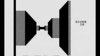 ZX Spectrum Escape 16K & ZX81 3D Monster Maze 16K Games
