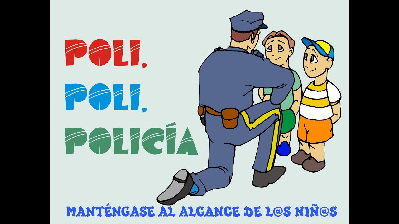 POLI, POLI, POLICÍA, Canta CORO