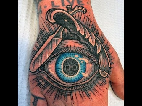 Tattoo Top 50 Illuminati Eye Tattoos 2017 Youtube