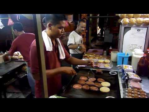 Malaysia Food Fest BEN Burger Pekan Sungai Besi Kuala Lumpur