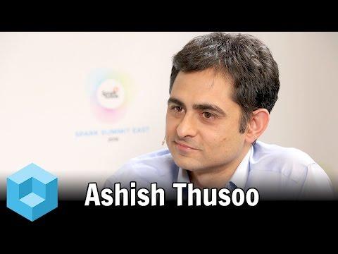 Ashish Thusoo – Spark Summit East 2016 – #SparkSummit – theCUBE