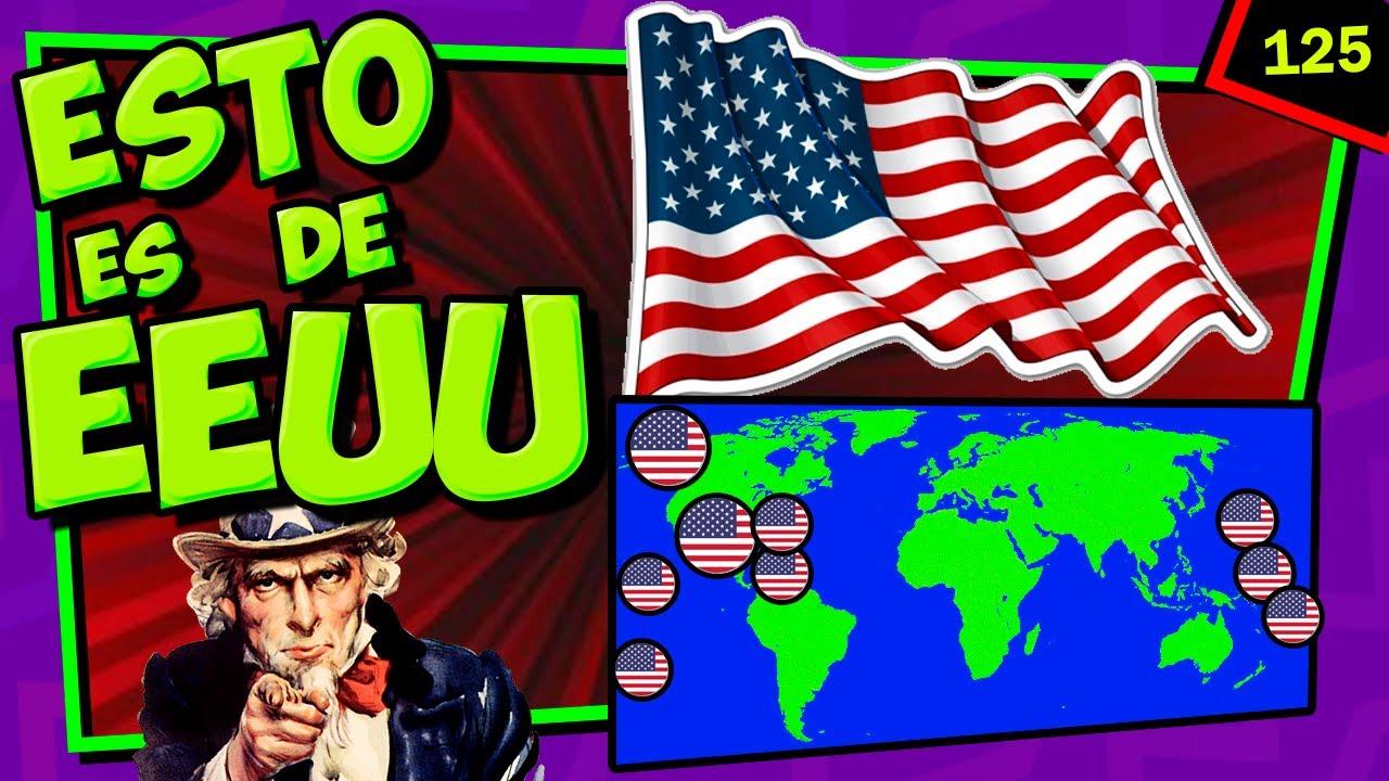 Territorios de EEUU que NO conoces 🌎 Su increíble expansión