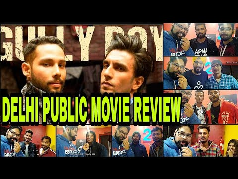 Gully Boy FULL MOVIE Delhi Public Review Reaction 2019  Audience Opinion 🔥🔥🔥🔥👌👌 Mp3