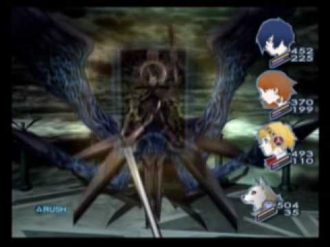 Persona 3  Final Boss  Arcana Quotes   YouTube