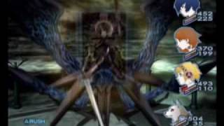 "Persona 3 - Final Boss ( ""Arcana Quotes"" )"