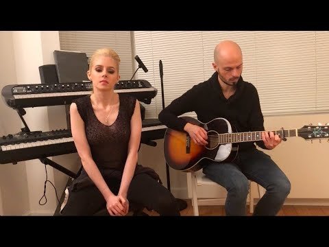 Zombie-The Cranberries (Unplugged acoustic cover by Brooke Moriber and Andrea Longato)