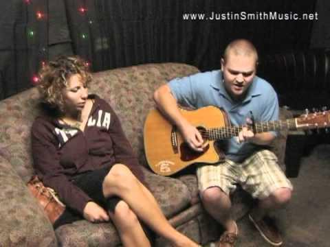 "JUSTIN SMITH & ELISE TESTONE - ""Reaching Out"" (original song)"