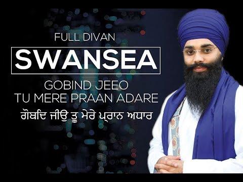 Gobind Jeeo Tu Mere Praan Adare   Swansea   06/09/17