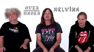 Melvins Rate Legal Weed, O.J. Simpson, and Astrology