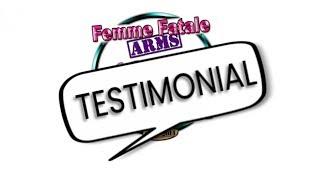 FFA   Testimonial Ariel 1 2019