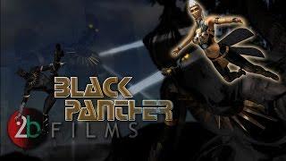 NEW! Marvel Black Panther & Storm Original Animated Short