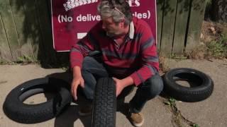 Michelin XZX Tyres