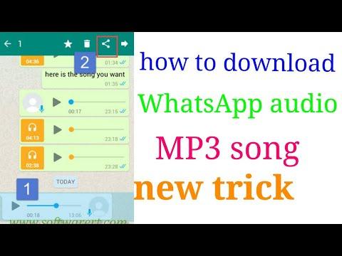 2018 WhatsApp new mp3 tricks#WhatsApp audio MP3 song download#aalltips
