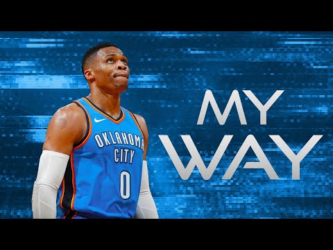 Russell Westbrook 'My Way' (2017 Season Promo) ᴴᴰ