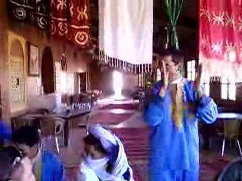 Ali Janka e Ismael, musica del desierto