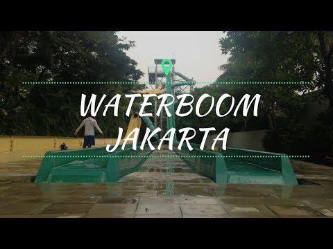 Waterboom PIK Jakarta - VLOG 1