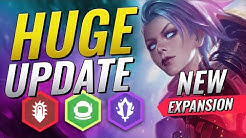 HUGE UPDATE! NEW TRAITS & CHAMPIONS and MORE in Patch 10.12 - Teamfight Tactics