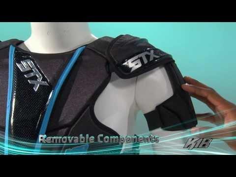 STX K18 Shoulder Pads