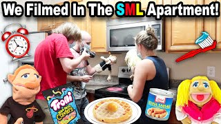 We Went Back To The OLD SML APARTMENT!!! *BTS*