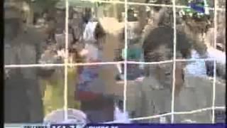 Yuvraj Singh Runs Out Dilshan   YouTube