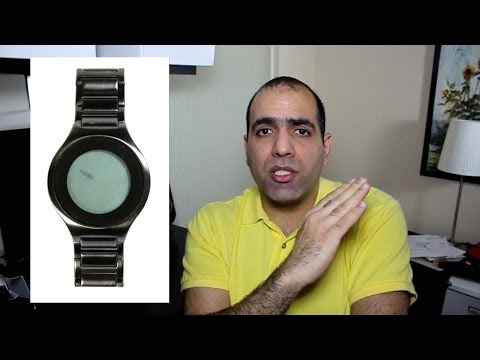 Reviewing a Watch from Tokyo Flash