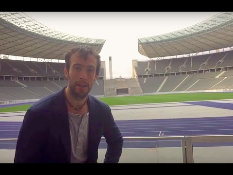 Olympische stadium Berlin
