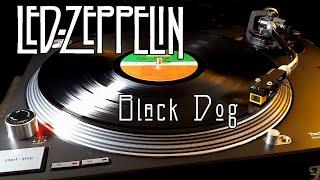 Led Zeppelin - Black Dog (1971 Zeppelin IV) - Black Vinyl LP