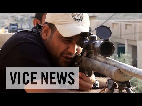 A Sniper In Iraq's Golden Division Remembers His Fallen Comrade