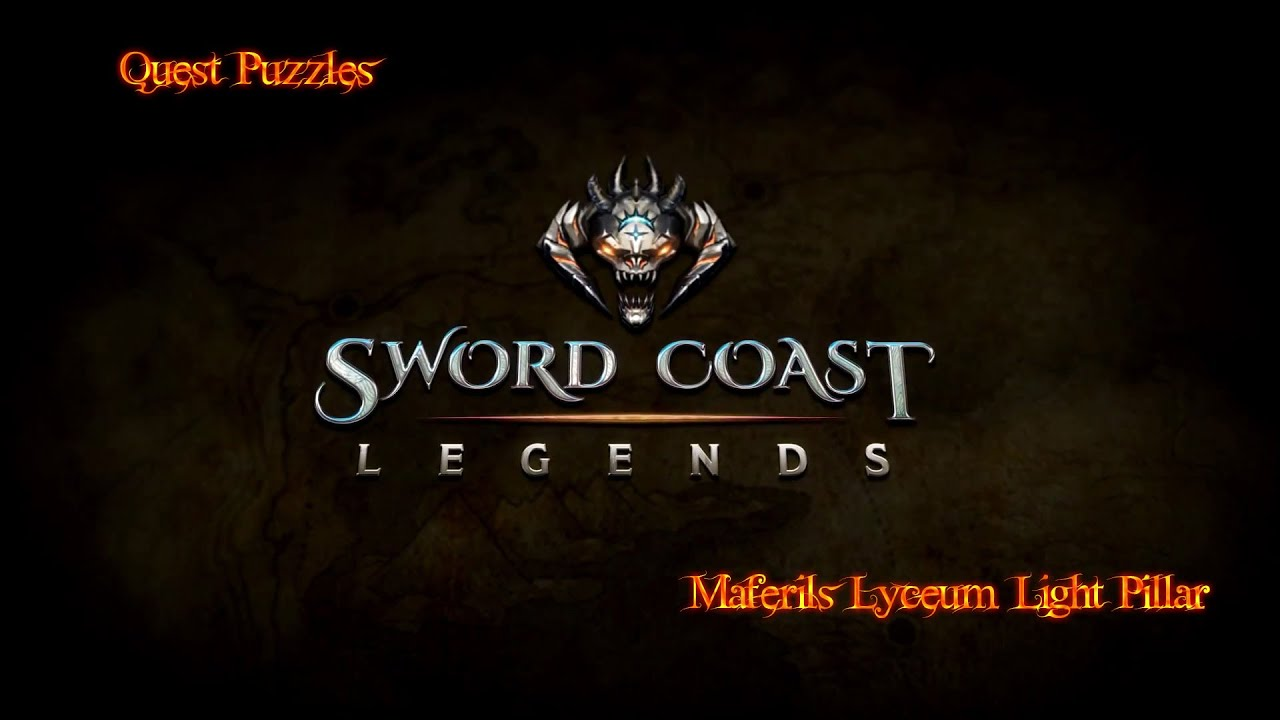 Sword Coast Legends Maferils Lyceum Light Pillar