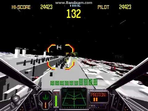 Star Wars Arcade (SEGA, 1993) - YouTube