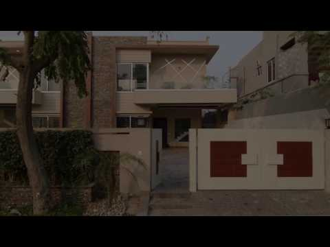 PAIR BRAND NEW HOUSE IS AVAILABLE FOR SALE IN REVENUE SOCIETY - BLOCK B LAHORE