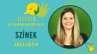 Jeleven online - JELLISTA 3 - Színek